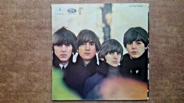 The Beatles....Beatles For Sale LP Vinyl Record
